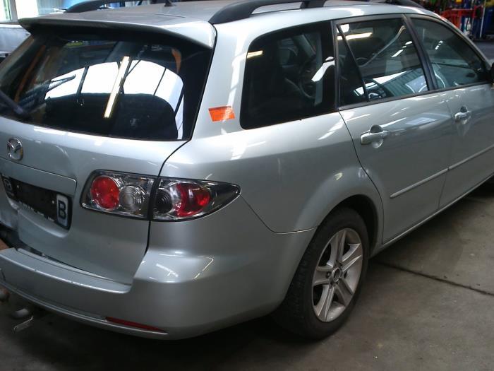 Mazda 6 Sportbreak (GY19/89) 2.0 CiDT HP 16V (klik op de afbeelding voor de volgende foto)  (klik op de afbeelding voor de volgende foto)  (klik op de afbeelding voor de volgende foto)
