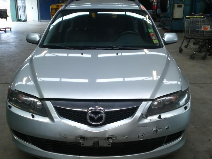 Mazda 6 Sportbreak (GY19/89) 2.0 CiDT HP 16V (klik op de afbeelding voor de volgende foto)  (klik op de afbeelding voor de volgende foto)  (klik op de afbeelding voor de volgende foto)  (klik op de afbeelding voor de volgende foto)  (klik op de afbeelding voor de volgende foto)  (klik op de afbeelding voor de volgende foto)