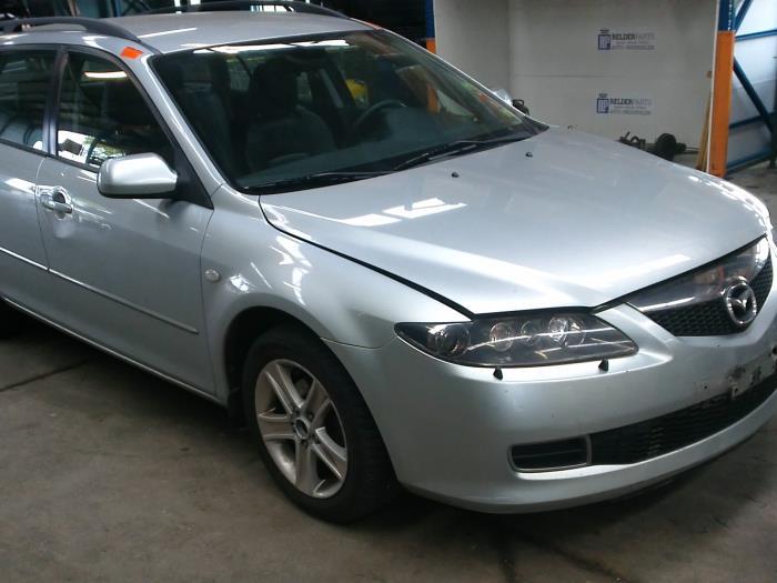 Mazda 6 Sportbreak (GY19/89) 2.0 CiDT HP 16V (klik op de afbeelding voor de volgende foto)  (klik op de afbeelding voor de volgende foto)  (klik op de afbeelding voor de volgende foto)  (klik op de afbeelding voor de volgende foto)  (klik op de afbeelding voor de volgende foto)