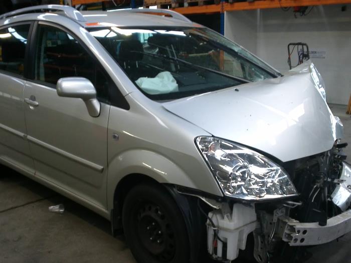 Toyota Corolla Verso (R10/11) 1.8 16V VVT-i (klik op de afbeelding voor de volgende foto)  (klik op de afbeelding voor de volgende foto)  (klik op de afbeelding voor de volgende foto)  (klik op de afbeelding voor de volgende foto)  (klik op de afbeelding voor de volgende foto)