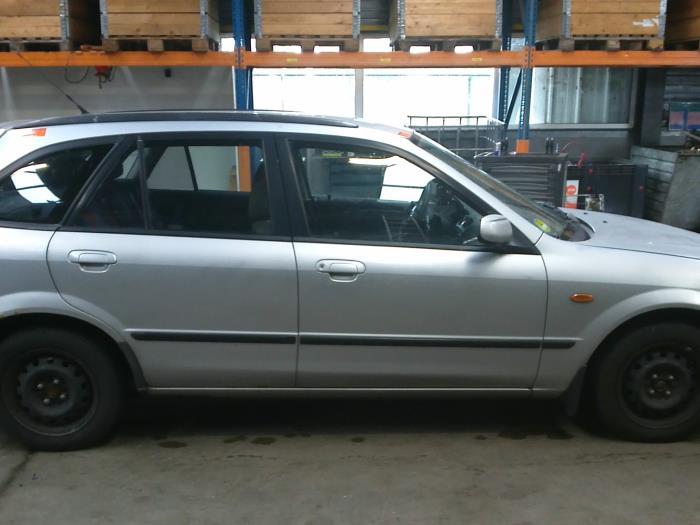 Mazda 323 Fastbreak (BJ14) 2.0 DTiD 16V (klik op de afbeelding voor de volgende foto)  (klik op de afbeelding voor de volgende foto)  (klik op de afbeelding voor de volgende foto)  (klik op de afbeelding voor de volgende foto)
