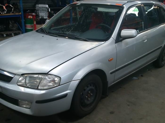 Mazda 323 Fastbreak (BJ14) 2.0 DTiD 16V (klik op de afbeelding voor de volgende foto)  (klik op de afbeelding voor de volgende foto)  (klik op de afbeelding voor de volgende foto)  (klik op de afbeelding voor de volgende foto)  (klik op de afbeelding voor de volgende foto)  (klik op de afbeelding voor de volgende foto)  (klik op de afbeelding voor de volgende foto)  (klik op de afbeelding voor de volgende foto)