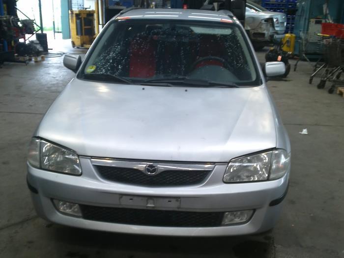 Mazda 323 Fastbreak (BJ14) 2.0 DTiD 16V (klik op de afbeelding voor de volgende foto)  (klik op de afbeelding voor de volgende foto)  (klik op de afbeelding voor de volgende foto)  (klik op de afbeelding voor de volgende foto)  (klik op de afbeelding voor de volgende foto)  (klik op de afbeelding voor de volgende foto)