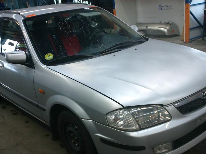 Mazda 323 Fastbreak (BJ14) 2.0 DTiD 16V (klik op de afbeelding voor de volgende foto)  (klik op de afbeelding voor de volgende foto)  (klik op de afbeelding voor de volgende foto)  (klik op de afbeelding voor de volgende foto)  (klik op de afbeelding voor de volgende foto)