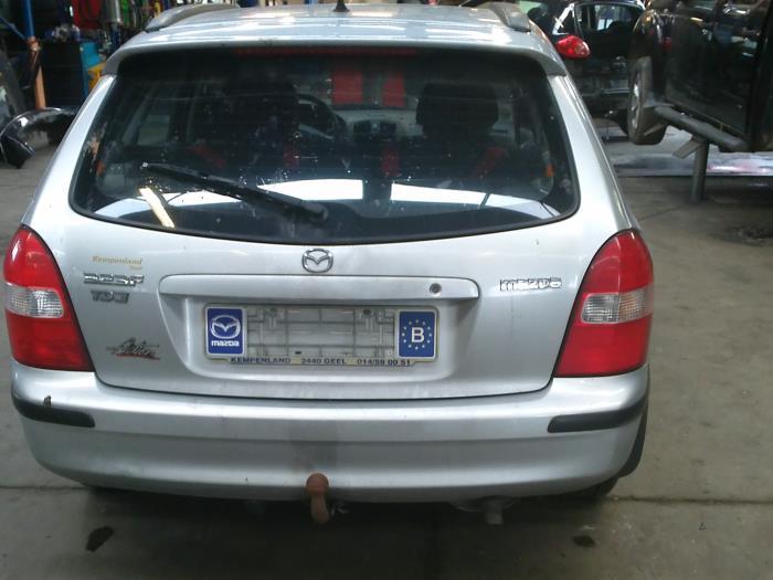 Mazda 323 Fastbreak (BJ14) 2.0 DTiD 16V (klik op de afbeelding voor de volgende foto)  (klik op de afbeelding voor de volgende foto)