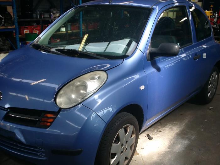 Nissan Micra (K12) 1.5 dCi 65 (klik op de afbeelding voor de volgende foto)  (klik op de afbeelding voor de volgende foto)  (klik op de afbeelding voor de volgende foto)  (klik op de afbeelding voor de volgende foto)  (klik op de afbeelding voor de volgende foto)  (klik op de afbeelding voor de volgende foto)  (klik op de afbeelding voor de volgende foto)  (klik op de afbeelding voor de volgende foto)