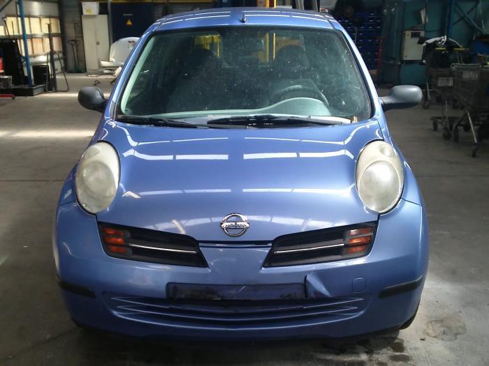 Nissan Micra (K12) 1.5 dCi 65 (klik op de afbeelding voor de volgende foto)  (klik op de afbeelding voor de volgende foto)  (klik op de afbeelding voor de volgende foto)  (klik op de afbeelding voor de volgende foto)  (klik op de afbeelding voor de volgende foto)  (klik op de afbeelding voor de volgende foto)