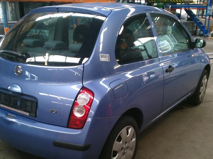 Nissan Micra (K12) 1.5 dCi 65 (klik op de afbeelding voor de volgende foto)  (klik op de afbeelding voor de volgende foto)  (klik op de afbeelding voor de volgende foto)