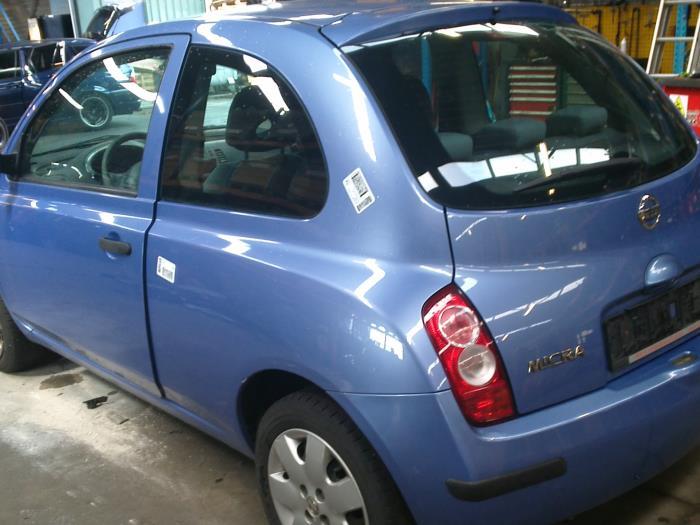 Nissan Micra (K12) 1.5 dCi 65 (klik op de afbeelding voor de volgende foto)