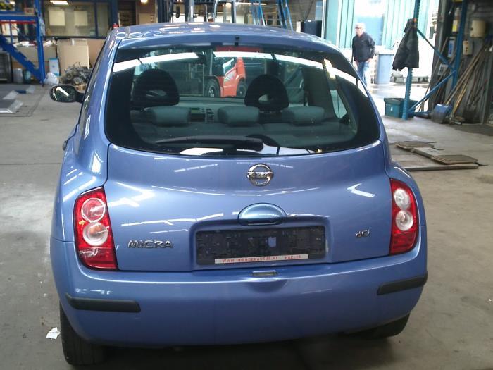 Nissan Micra (K12) 1.5 dCi 65 (klik op de afbeelding voor de volgende foto)  (klik op de afbeelding voor de volgende foto)