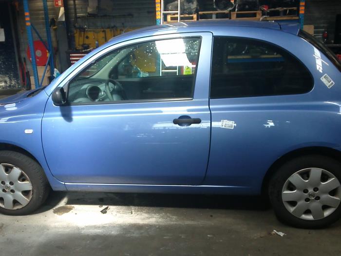 Nissan Micra (K12) 1.5 dCi 65 (klik op de afbeelding voor de volgende foto)  (klik op de afbeelding voor de volgende foto)  (klik op de afbeelding voor de volgende foto)  (klik op de afbeelding voor de volgende foto)  (klik op de afbeelding voor de volgende foto)  (klik op de afbeelding voor de volgende foto)  (klik op de afbeelding voor de volgende foto)