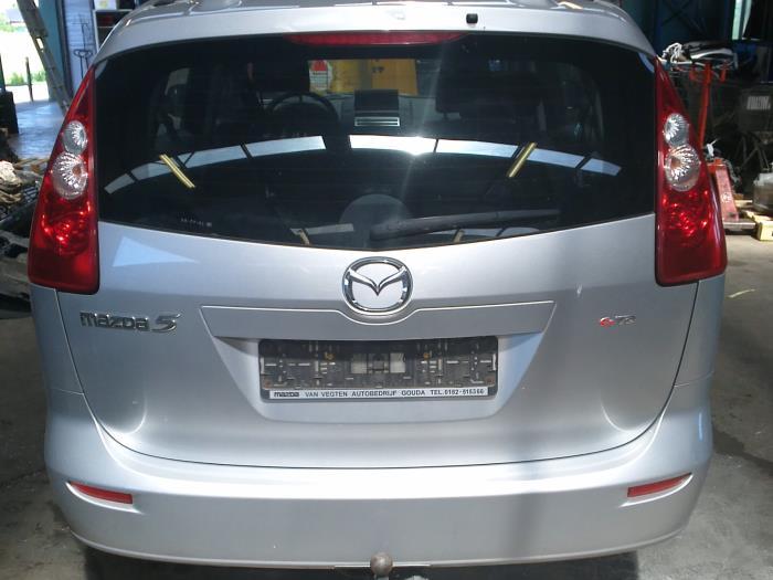 Mazda 5 (CR19) 2.0 CiDT 16V High Power (klik op de afbeelding voor de volgende foto)  (klik op de afbeelding voor de volgende foto)