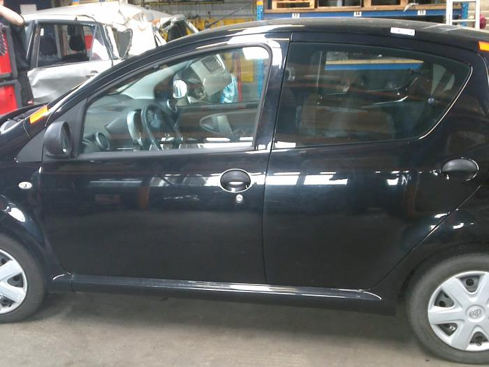 Toyota Aygo (B10) 1.0 12V VVT-i (klik op de afbeelding voor de volgende foto)  (klik op de afbeelding voor de volgende foto)  (klik op de afbeelding voor de volgende foto)  (klik op de afbeelding voor de volgende foto)  (klik op de afbeelding voor de volgende foto)  (klik op de afbeelding voor de volgende foto)  (klik op de afbeelding voor de volgende foto)