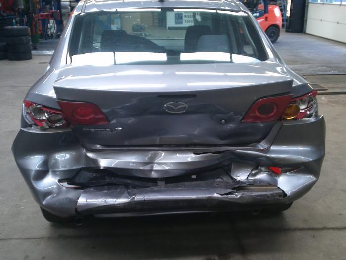 Mazda 3 (BK12) 1.6i 16V (klik op de afbeelding voor de volgende foto)  (klik op de afbeelding voor de volgende foto)