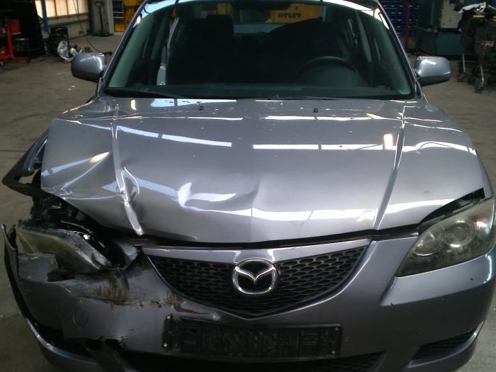 Mazda 3 (BK12) 1.6i 16V 2004 Slotmechaniek Portier 4Deurs links-achter (klik op de afbeelding voor de volgende foto)