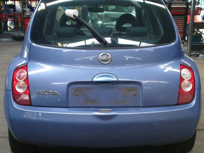 Nissan Micra (K12) 1.2 16V (klik op de afbeelding voor de volgende foto)  (klik op de afbeelding voor de volgende foto)