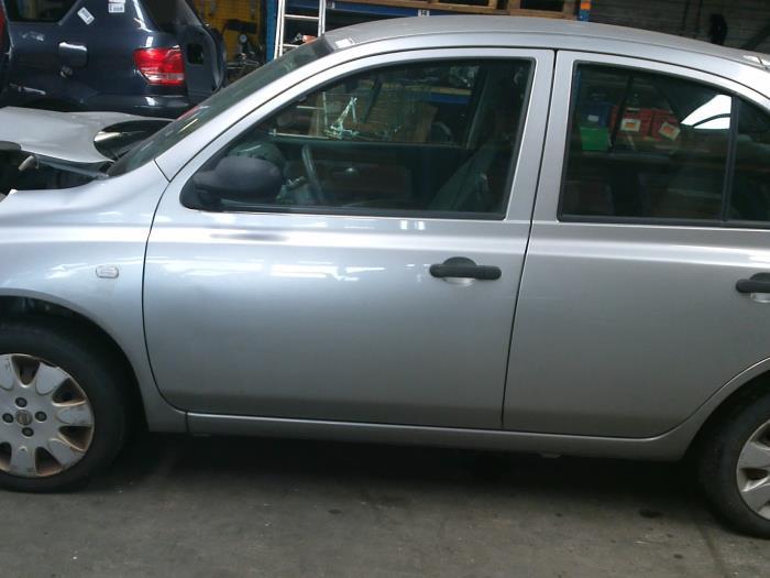 Nissan Micra (K12) 1.5 dCi 68 (klik op de afbeelding voor de volgende foto)  (klik op de afbeelding voor de volgende foto)  (klik op de afbeelding voor de volgende foto)  (klik op de afbeelding voor de volgende foto)  (klik op de afbeelding voor de volgende foto)  (klik op de afbeelding voor de volgende foto)  (klik op de afbeelding voor de volgende foto)