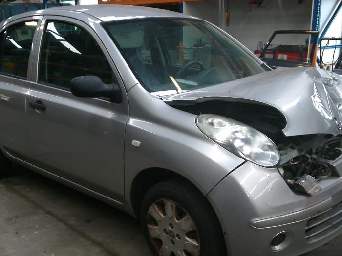 Nissan Micra (K12) 1.5 dCi 68 (klik op de afbeelding voor de volgende foto)  (klik op de afbeelding voor de volgende foto)  (klik op de afbeelding voor de volgende foto)  (klik op de afbeelding voor de volgende foto)  (klik op de afbeelding voor de volgende foto)
