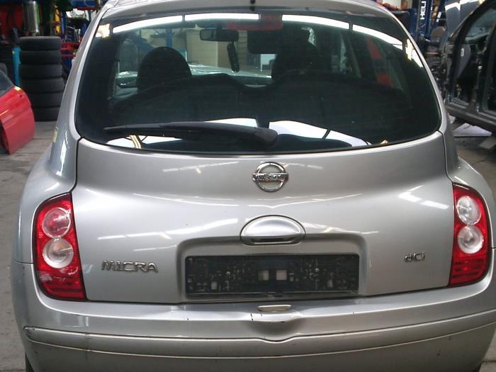 Nissan Micra (K12) 1.5 dCi 68 (klik op de afbeelding voor de volgende foto)  (klik op de afbeelding voor de volgende foto)