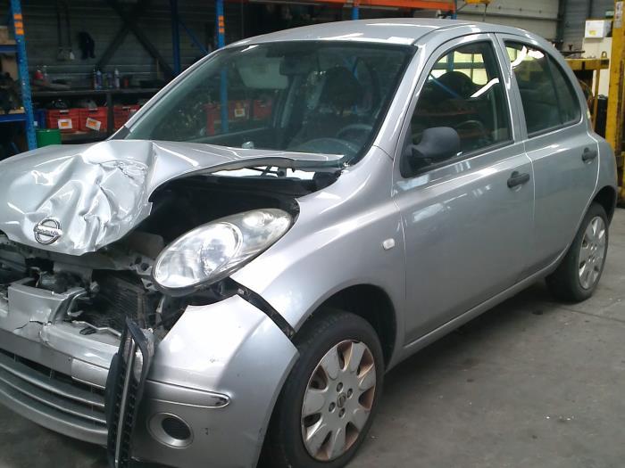 Nissan Micra (K12) 1.5 dCi 68 (klik op de afbeelding voor de volgende foto)  (klik op de afbeelding voor de volgende foto)  (klik op de afbeelding voor de volgende foto)  (klik op de afbeelding voor de volgende foto)  (klik op de afbeelding voor de volgende foto)  (klik op de afbeelding voor de volgende foto)  (klik op de afbeelding voor de volgende foto)  (klik op de afbeelding voor de volgende foto)