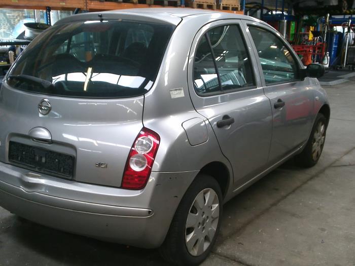 Nissan Micra (K12) 1.5 dCi 68 (klik op de afbeelding voor de volgende foto)  (klik op de afbeelding voor de volgende foto)  (klik op de afbeelding voor de volgende foto)
