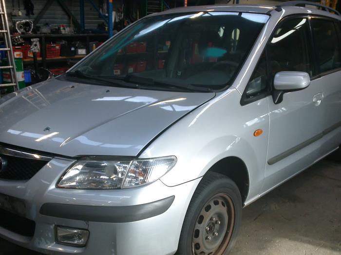 Mazda Premacy 1.8 16V (klik op de afbeelding voor de volgende foto)  (klik op de afbeelding voor de volgende foto)  (klik op de afbeelding voor de volgende foto)  (klik op de afbeelding voor de volgende foto)  (klik op de afbeelding voor de volgende foto)  (klik op de afbeelding voor de volgende foto)  (klik op de afbeelding voor de volgende foto)  (klik op de afbeelding voor de volgende foto)