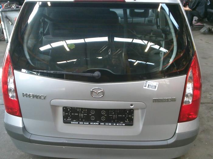 Mazda Premacy 1.8 16V (klik op de afbeelding voor de volgende foto)  (klik op de afbeelding voor de volgende foto)
