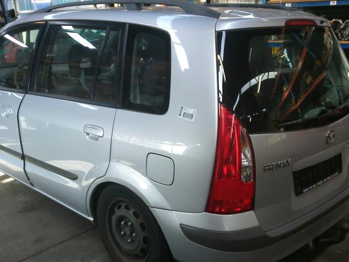 Mazda Premacy 1.8 16V (klik op de afbeelding voor de volgende foto)