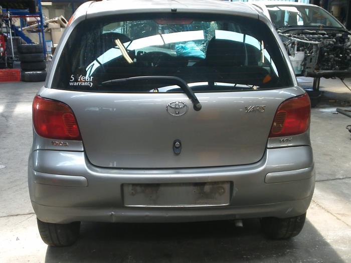 Toyota Yaris (P1) 1.3 16V VVT-i (klik op de afbeelding voor de volgende foto)  (klik op de afbeelding voor de volgende foto)