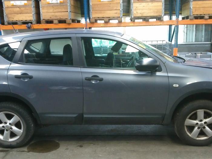 Nissan Qashqai (J10) 1.5 dCi (klik op de afbeelding voor de volgende foto)  (klik op de afbeelding voor de volgende foto)  (klik op de afbeelding voor de volgende foto)  (klik op de afbeelding voor de volgende foto)