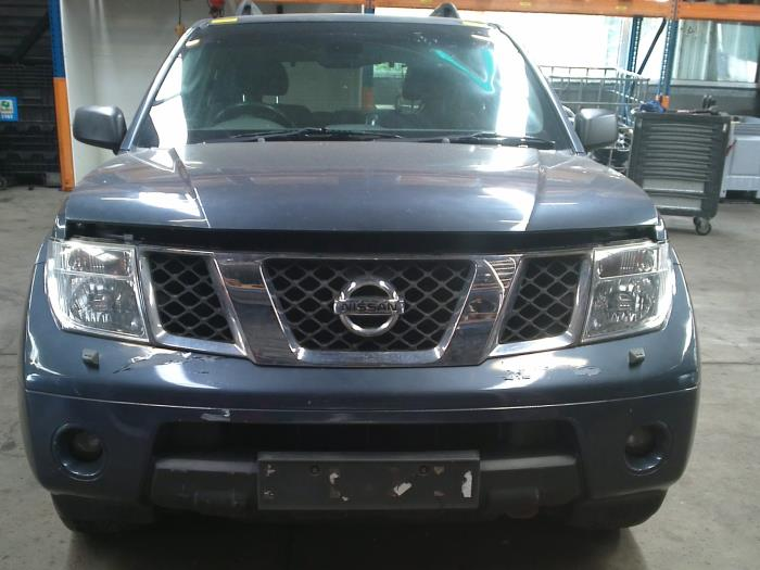 Nissan Pathfinder (R51) 2.5 dCi 16V 4x4 (klik op de afbeelding voor de volgende foto)  (klik op de afbeelding voor de volgende foto)  (klik op de afbeelding voor de volgende foto)  (klik op de afbeelding voor de volgende foto)  (klik op de afbeelding voor de volgende foto)  (klik op de afbeelding voor de volgende foto)