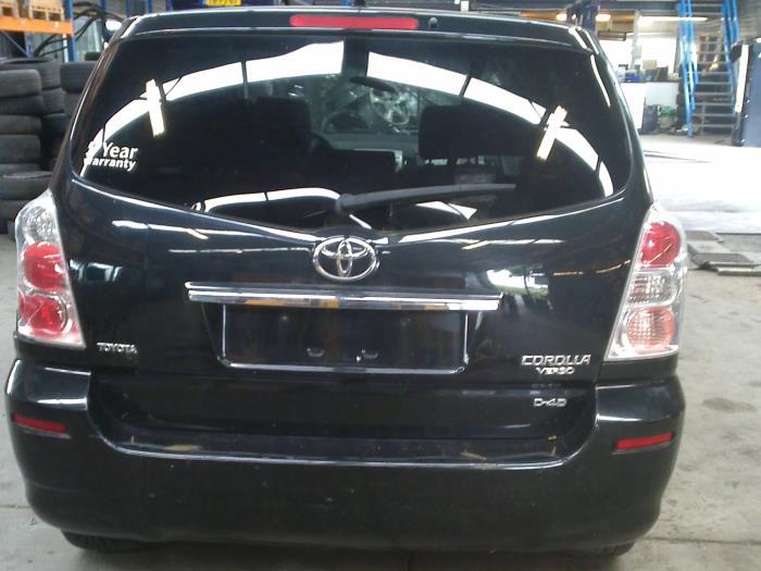 Toyota Corolla Verso (R10/11) 2.2 D-4D 16V (klik op de afbeelding voor de volgende foto)  (klik op de afbeelding voor de volgende foto)