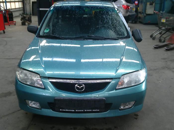 Mazda 323 Fastbreak (BJ14) 1.6 16V (klik op de afbeelding voor de volgende foto)  (klik op de afbeelding voor de volgende foto)  (klik op de afbeelding voor de volgende foto)  (klik op de afbeelding voor de volgende foto)  (klik op de afbeelding voor de volgende foto)  (klik op de afbeelding voor de volgende foto)