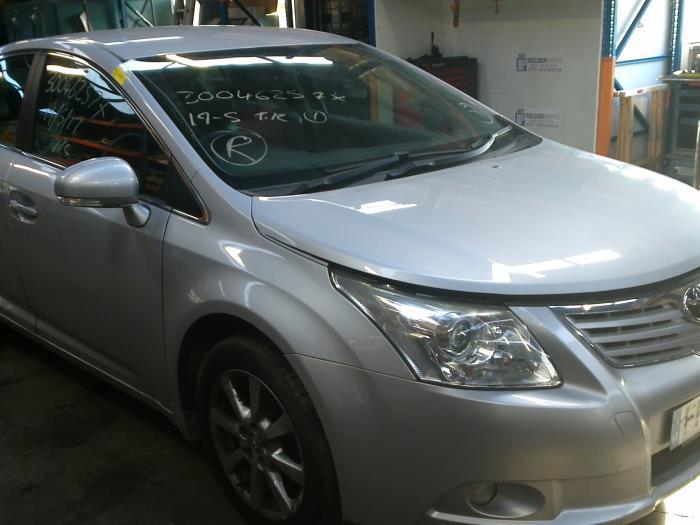 Toyota Avensis (T27) 2.0 16V D-4D-F (klik op de afbeelding voor de volgende foto)  (klik op de afbeelding voor de volgende foto)  (klik op de afbeelding voor de volgende foto)  (klik op de afbeelding voor de volgende foto)  (klik op de afbeelding voor de volgende foto)