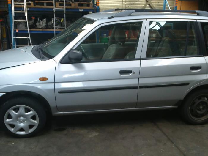 Mazda Demio 1.3 16V (klik op de afbeelding voor de volgende foto)  (klik op de afbeelding voor de volgende foto)  (klik op de afbeelding voor de volgende foto)  (klik op de afbeelding voor de volgende foto)  (klik op de afbeelding voor de volgende foto)  (klik op de afbeelding voor de volgende foto)  (klik op de afbeelding voor de volgende foto)