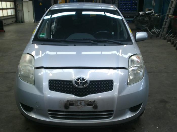 Toyota Yaris II (P9) 1.4 D-4D (klik op de afbeelding voor de volgende foto)  (klik op de afbeelding voor de volgende foto)  (klik op de afbeelding voor de volgende foto)  (klik op de afbeelding voor de volgende foto)  (klik op de afbeelding voor de volgende foto)  (klik op de afbeelding voor de volgende foto)