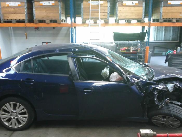 Mazda 6 (GH12/GHA2) 2.0i 16V S-VT (klik op de afbeelding voor de volgende foto)  (klik op de afbeelding voor de volgende foto)  (klik op de afbeelding voor de volgende foto)  (klik op de afbeelding voor de volgende foto)