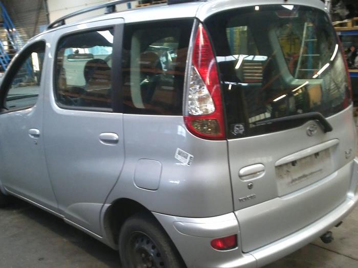 Toyota Yaris Verso (P2) 1.3 16V (klik op de afbeelding voor de volgende foto)