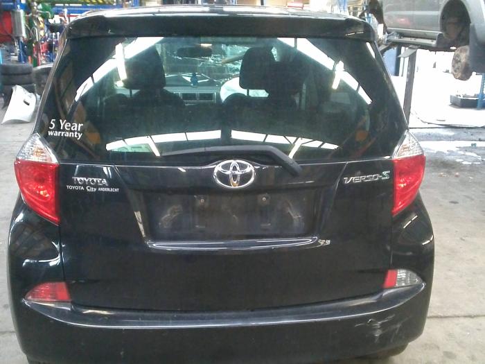 Toyota Verso S 1.4 D-4D (klik op de afbeelding voor de volgende foto)  (klik op de afbeelding voor de volgende foto)