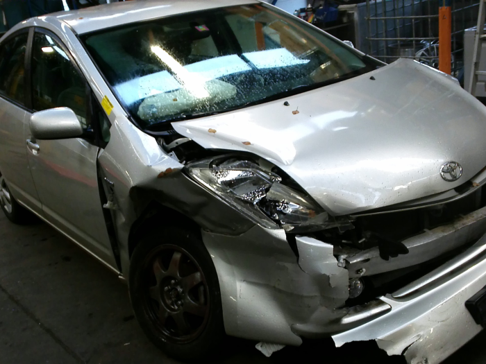 Toyota Prius (NHW20) 1.5 16V (klik op de afbeelding voor de volgende foto)  (klik op de afbeelding voor de volgende foto)  (klik op de afbeelding voor de volgende foto)  (klik op de afbeelding voor de volgende foto)  (klik op de afbeelding voor de volgende foto)