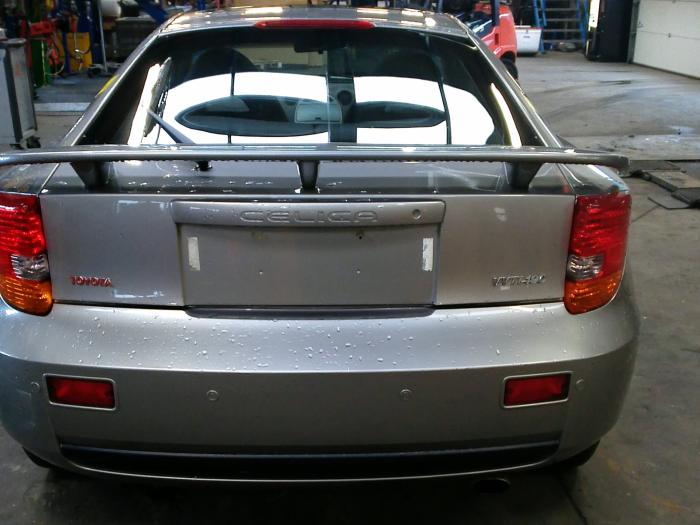 Toyota Celica {ZZT230/231} 1.8 16V VVTL-i TS 2004 Luchtregelklep (klik op de afbeelding voor de volgende foto)