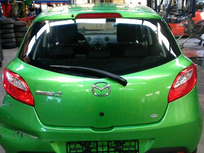 Mazda 2 (DE) 1.5 16V S-VT (klik op de afbeelding voor de volgende foto)