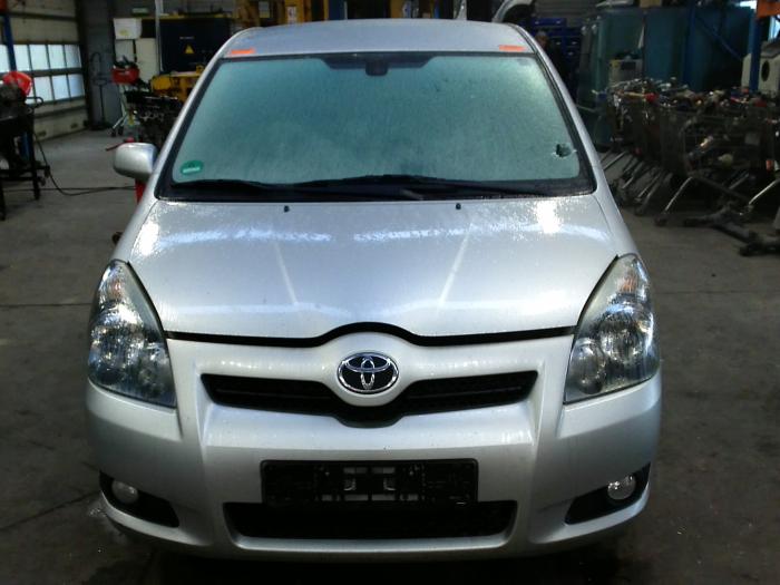 Toyota Corolla Verso (R10/11) 2.2 D-4D 16V Cat Clean Power (klik op de afbeelding voor de volgende foto)  (klik op de afbeelding voor de volgende foto)  (klik op de afbeelding voor de volgende foto)  (klik op de afbeelding voor de volgende foto)  (klik op de afbeelding voor de volgende foto)  (klik op de afbeelding voor de volgende foto)