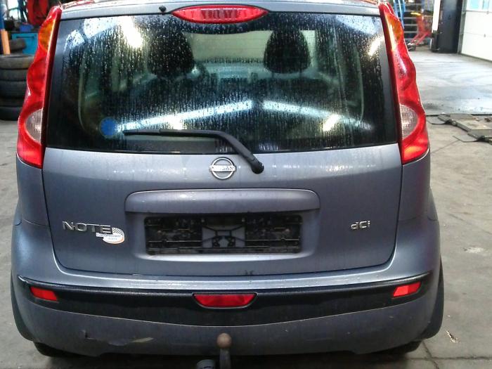 Nissan Note (E11) 1.5 dCi 86 (klik op de afbeelding voor de volgende foto)  (klik op de afbeelding voor de volgende foto)