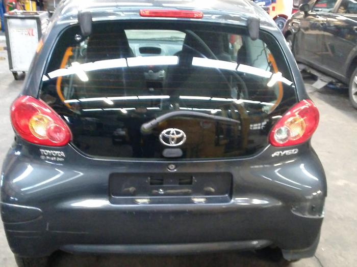 Toyota Aygo (B10) 1.0 12V VVT-i LPG (klik op de afbeelding voor de volgende foto)  (klik op de afbeelding voor de volgende foto)