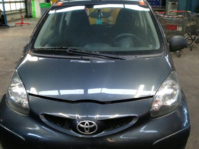 Toyota Aygo (B10) 1.0 12V VVT-i LPG 2007 Motorsteun (klik op de afbeelding voor de volgende foto)