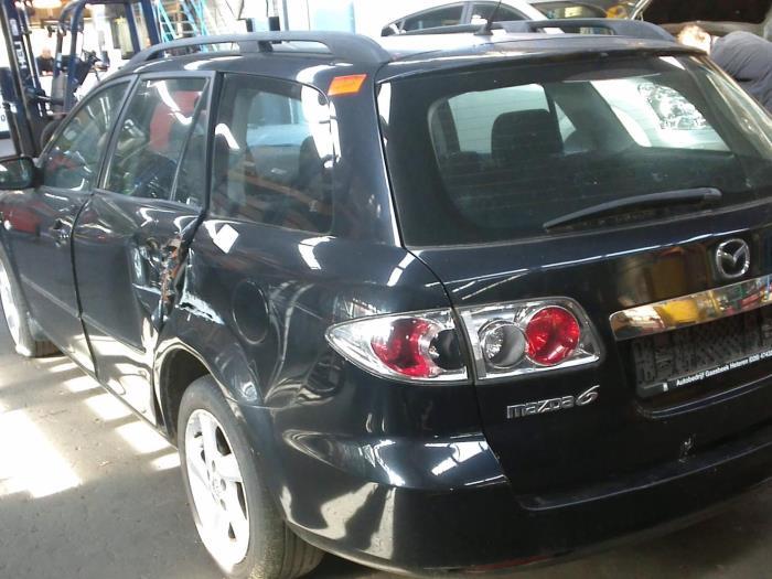 Mazda 6 Sportbreak (GY19/89) 2.0 CiDT 16V (klik op de afbeelding voor de volgende foto)