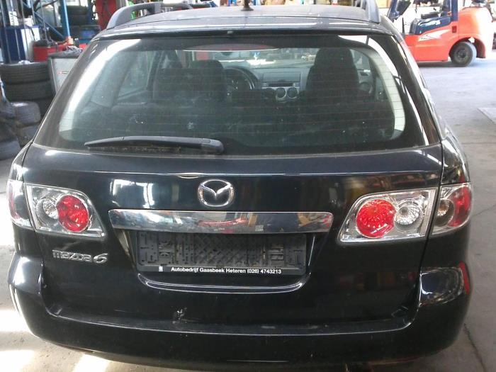 Mazda 6 Sportbreak (GY19/89) 2.0 CiDT 16V (klik op de afbeelding voor de volgende foto)  (klik op de afbeelding voor de volgende foto)