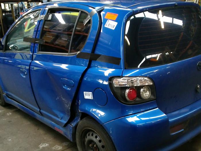 Toyota Yaris (P1) 1.5 T Sport 16V VVT-i (klik op de afbeelding voor de volgende foto)