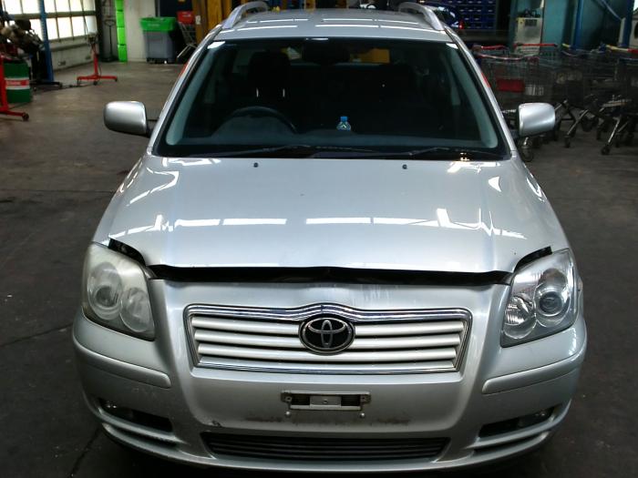 Toyota Avensis Wagon (T25/B1E) 1.8 16V VVT-i (klik op de afbeelding voor de volgende foto)  (klik op de afbeelding voor de volgende foto)  (klik op de afbeelding voor de volgende foto)  (klik op de afbeelding voor de volgende foto)  (klik op de afbeelding voor de volgende foto)  (klik op de afbeelding voor de volgende foto)